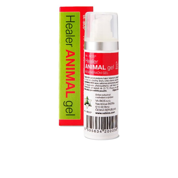 Healer Animal gel (30ml)